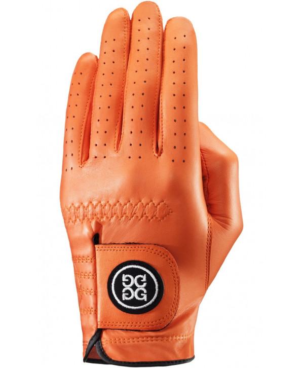 Pánská golfová rukavice G/FORE TANGERINE