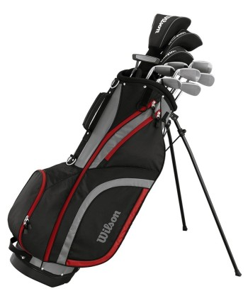 Wilson Mens Matrix Golf Package Set (Graphite Shaft) 2016
