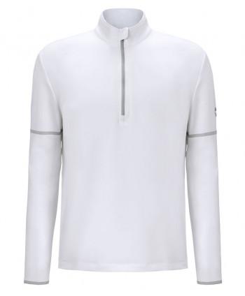Pánská golfová mikina Callaway Quarter Zip Mid Layer Fleece