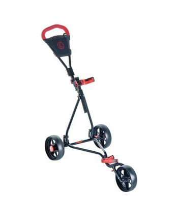 Longridge Junior Golf Cart Trolley (3 Wheel)