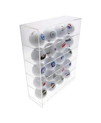 Acrylic 20 Golf Ball Display Unit