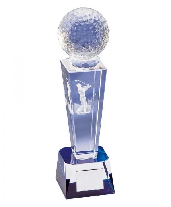 Golfový pohár (krystal)