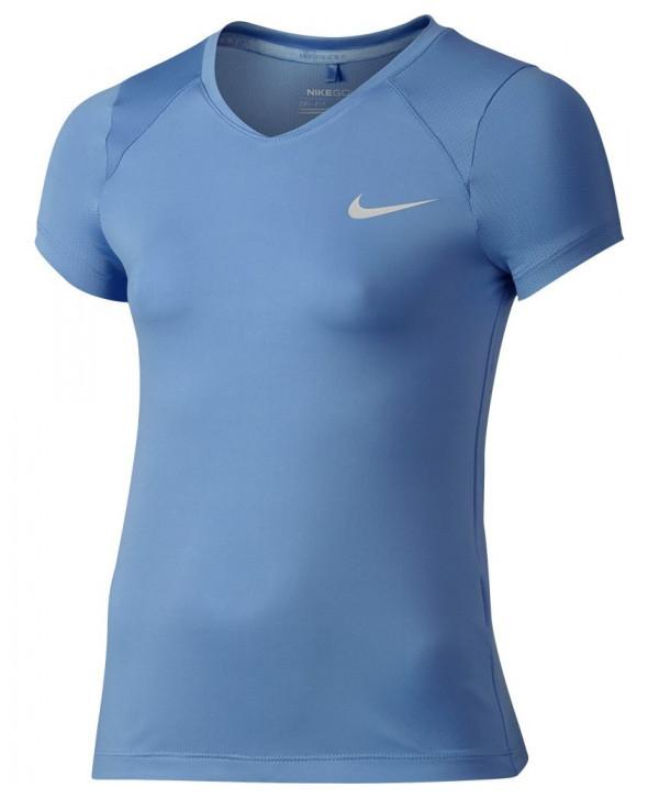 Dívčí golfové triko Nike Greens