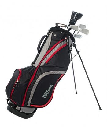 Pánský poloviční golfový set Wilson Prostaff HDX - ocel