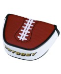 Headcover na putter Odyssey Football
