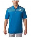 Pánské golfové triko Adidas Badge of Sport