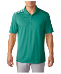 Pánské golfové triko Adidas ClimaCool 3-Stripes