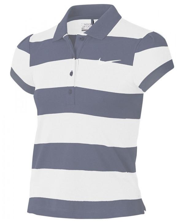 Dívčí golfové triko Nike Seasonal