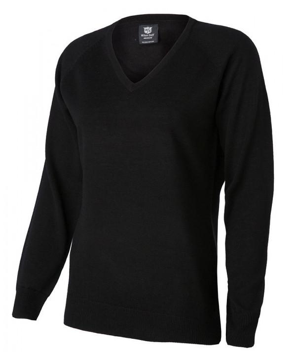 Wilson Staff Ladies Authentic V Neck Sweater