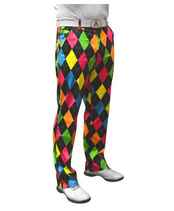 Pánské golfové kalhoty Royal And Awesome St Antrews