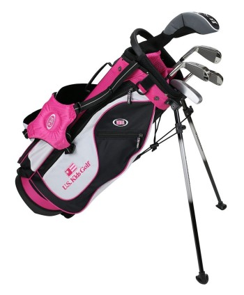 US Kids Girls UL-51 Inch 5 Club Package Set
