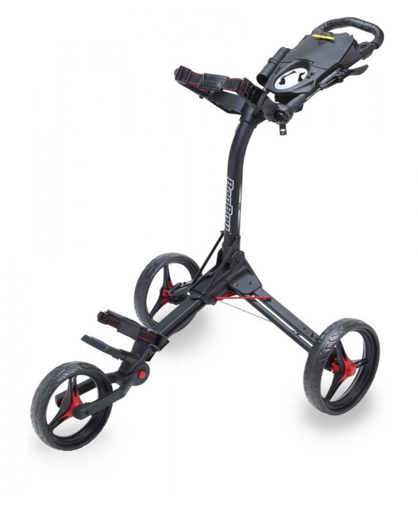 Tříkolečkový golfový vozík BagBoy Compact 3