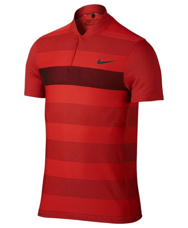 Pánské golfové triko Nike MM Fly Swing Knit Block Alpha