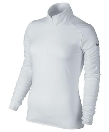 Dámská golfová mikina Nike Lucky Azalea Half Zip 2.0