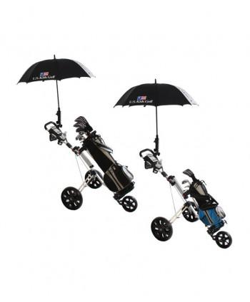 Tříkolečkový dětský golfový vozík US Kids