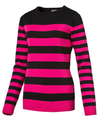 Puma Golf Ladies Nautical Sweater