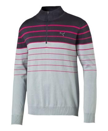 Puma Golf Mens Quarter Zip Sweater 2016