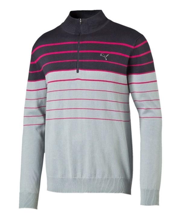 Pánský golfový svetr Puma Quarter Zip 2016