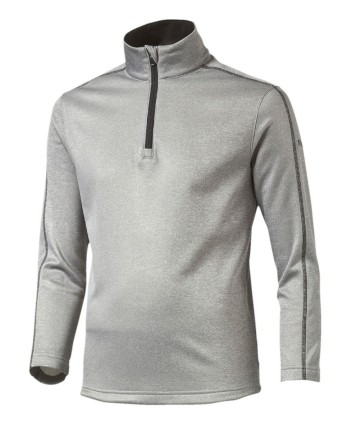Puma Golf Boys Core Fleece Quarter Zip Top