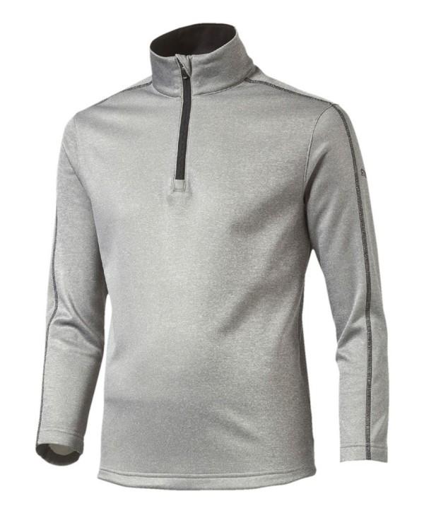 Dětská golfová mikina Puma Core Fleece