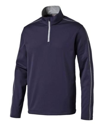Pánská golfová mikina Puma Core Fleece