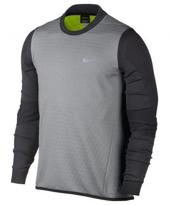 Pánská golfová mikina Nike Tech Sphere Knit Crew