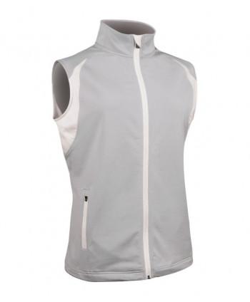 Dámská golfová vesta Sunderland Bromley Fleece