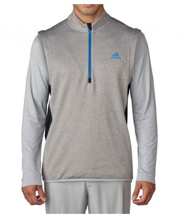 Pánska golfová vesta Adidas ClimaHeat