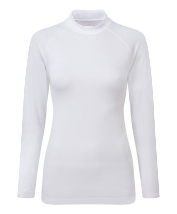 FootJoy Ladies Seamless Mock Neck Baselayer