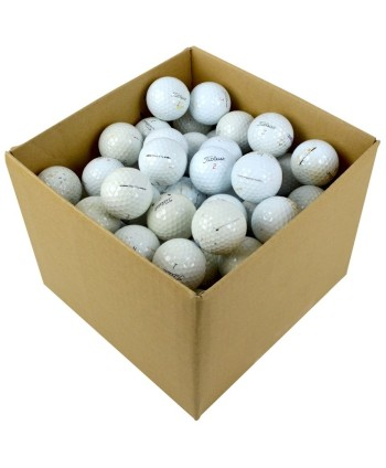 Titleist Pro V Mixed Grade C Lake Balls (100 Balls)