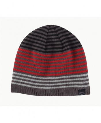 Zimní golfová čepice Callaway Stripe Knit