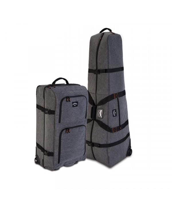 Cestovní bag Callaway + cestovní kufr Callaway
