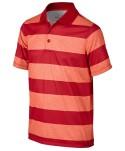 Dětské golfové triko Nike Bold Stripe Polo