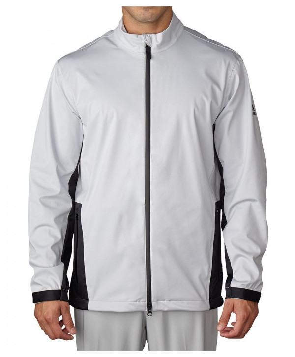 Pánská nepromokavá golfová bunda Adidas ClimaProof Softshell Rain