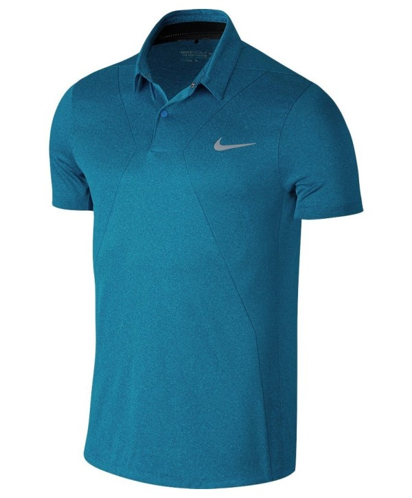 Nike Mens MM Fly Swing Knit Frame Polo Shirt