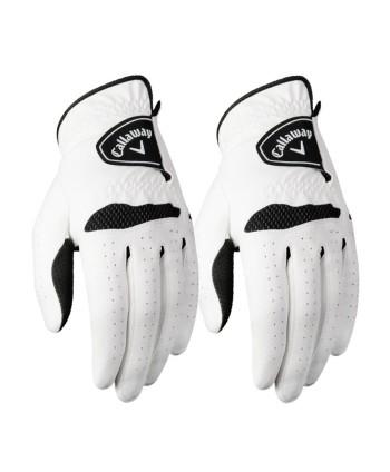 Pánská golfová rukavice Callaway Xtreme 365 (2 ks)