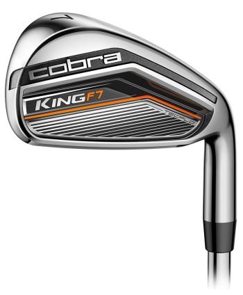 Cobra King F7 Irons (Graphite Shaft)