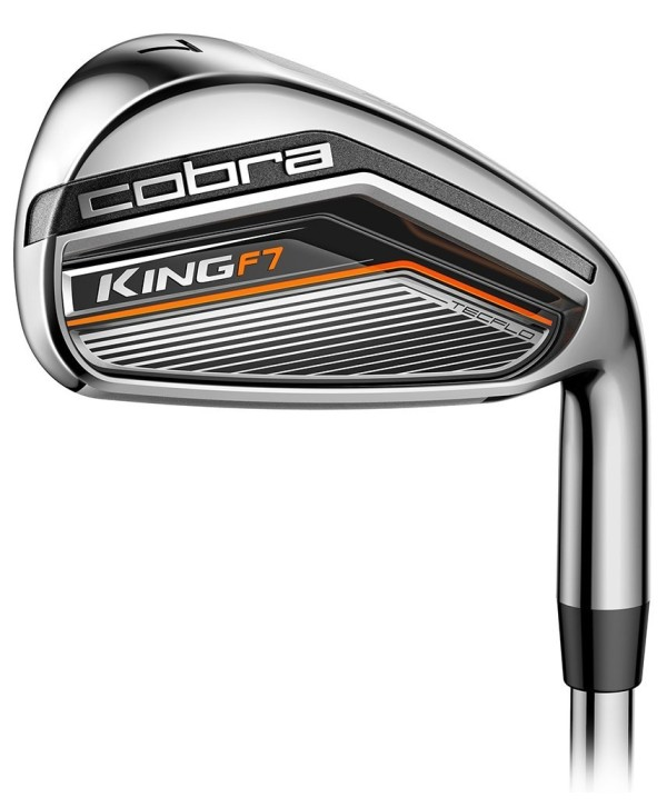 Cobra King F7 Irons (Graphite Shaft)