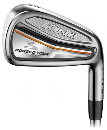 Cobra King Forged Tour Irons (Steel Shaft)