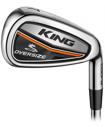 Cobra King Oversize Irons (Steel Shaft)