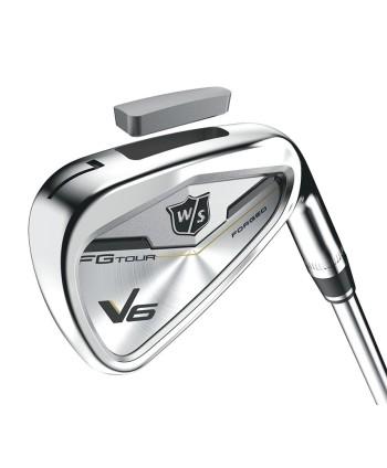 Wilson Staff FG Tour V6 Irons (Steel Shaft)