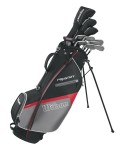 Wilson Mens Prostaff HDX Golf Package Set (Steel/Graphite) 2017