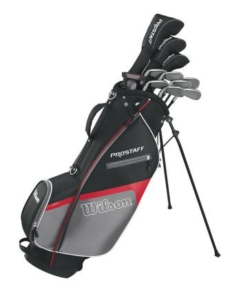 Pánský golfový set Wilson Prostaff HDX - ocel