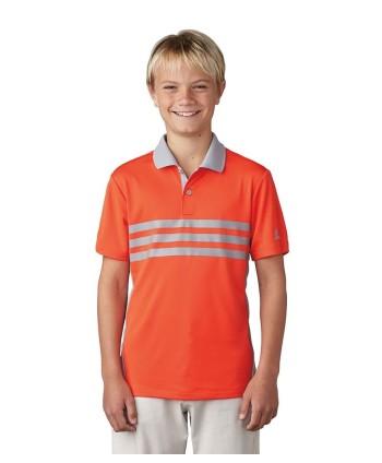 Detské golfové tričko Adidas Merch