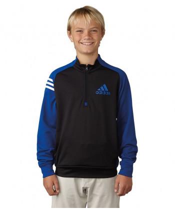 Dětská golfová mikina Adidas Layering
