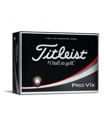 Titleist Pro V1x Golf Balls (12 Balls) 2017