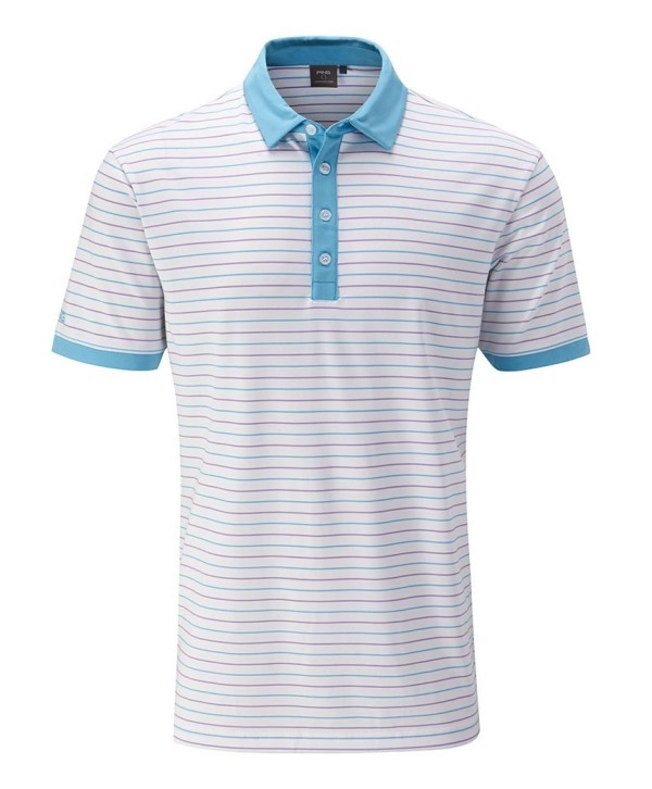 Ping Collection Mens Balfour Polo Shirt