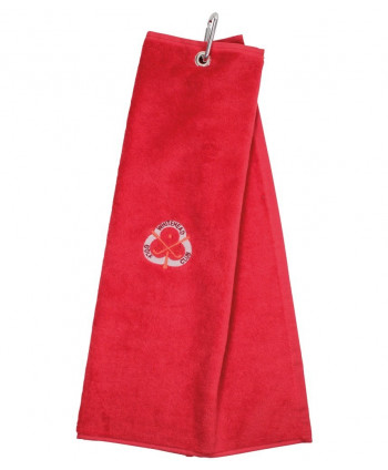 Personalizovaný golfový ručník Tri-Fold