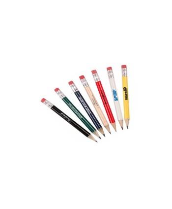 Personalizovaná dřevěná tužka s gumou