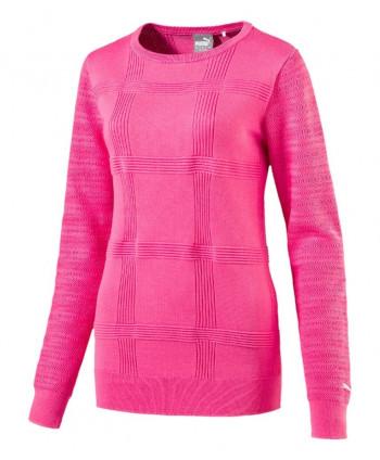 Puma Golf Ladies Crewneck Sweater